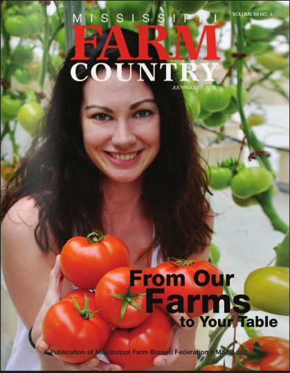 Read about St Bethany in Mississippi Farm Country Magazine
